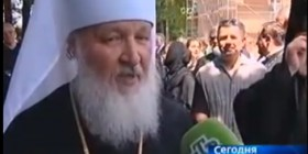 Репортаж на НТВ про Свято-Георгиевский монастырь в Гётчендорфе