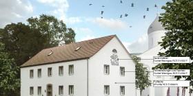 Проект монастыря