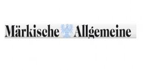 Публикация в Märkische Allgemeine