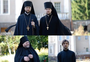 Mönche und Anfänger