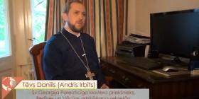 Latvietis ceļ pareizticīgo klosteri Vācijā