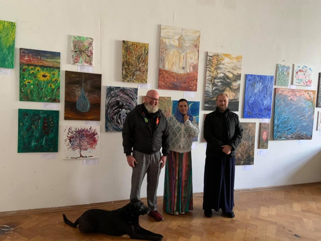 Выставка картин Варвары Улащенко